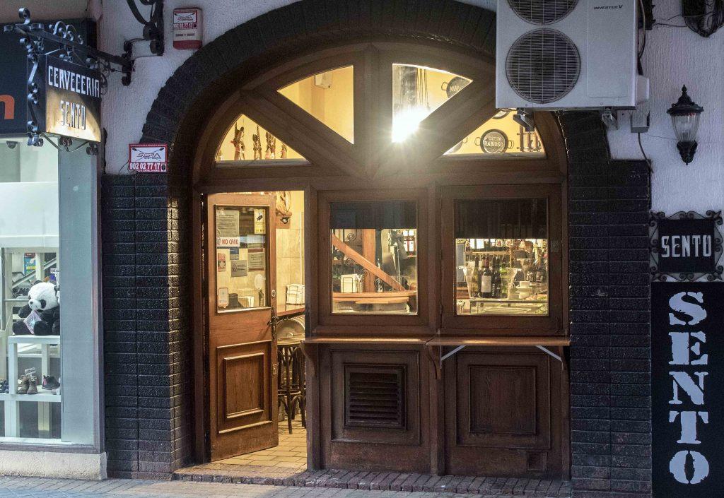 Cervecería en Alicante-Sento Rambla