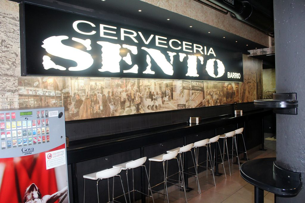 Cervecería en Alicante-Sento Barrio